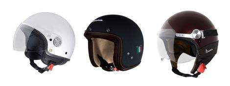 Jet-Helme von Vespa